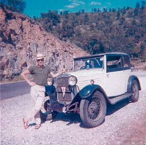 Austin 16/6 in the Pyrenees