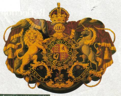 The Royal Coat-of-Arms